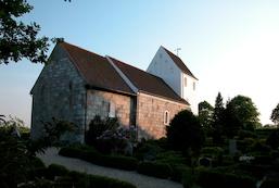 Gudstjeneste i Adslev kirke