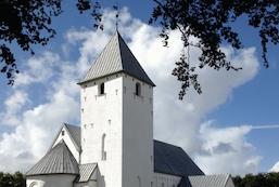 Gudstjeneste: Kirke for de små i Vilslev
