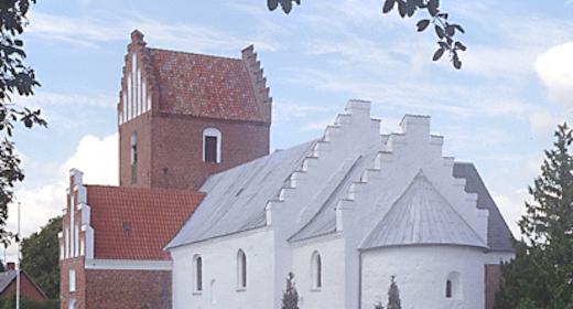 Gudstjeneste Auning Kirke - Trinitatis søndag