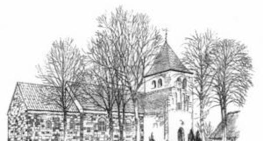 Gudstjeneste Ørsted Kirke - Trinitatis søndag