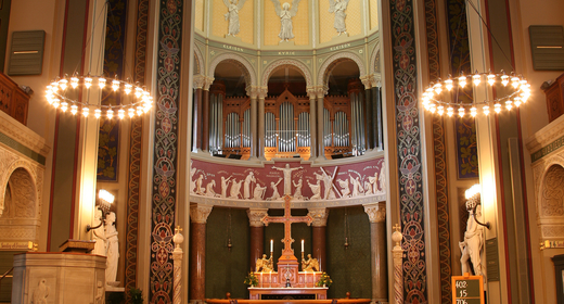 Orgelmusik i Jesuskirken