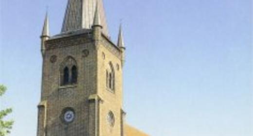 Kirkeværksted i Sct. Nicolai Kirke