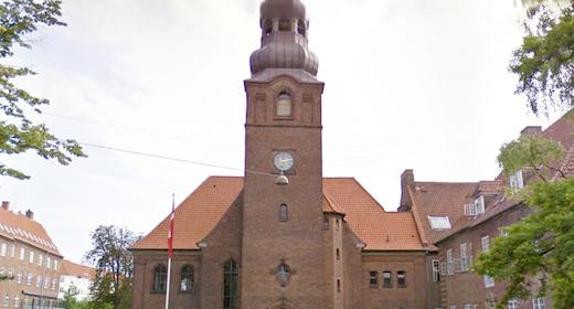 Familiekor i De Gamles Bys kirke