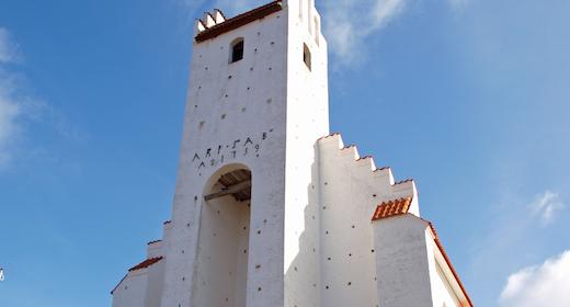 Gudstjeneste i Dråby Kirke