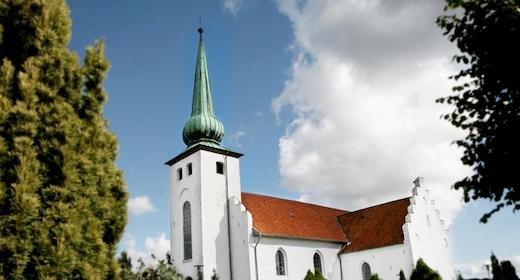 Gudstjeneste: Skanderup Kirke - Meditation v/Jendre Nørby Fyhn