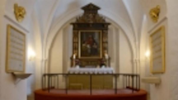 Gudstjeneste i Karlebo Kirke