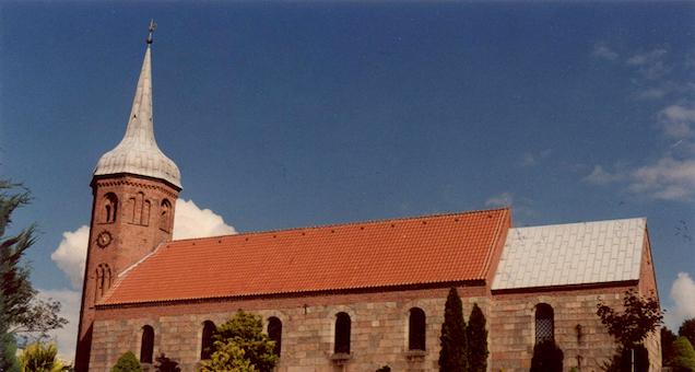 Voksenkor i Astrup Kirke