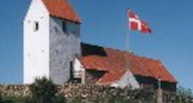 Gudstjeneste i Gødvad Kirke v/ Jakob Hjørnholm