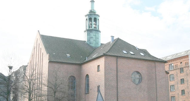 Højmesse v/Louise Sihm Knudsen