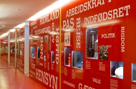 Lørdagssysler - Immigrantmuseet