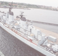 Skibene på Holmen
