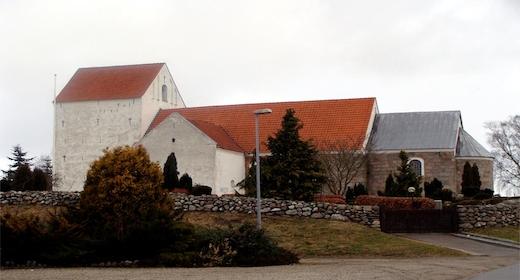 Gudstjeneste Nørager Kirke - Trinitatis søndag