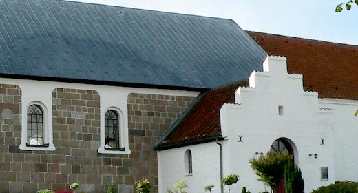 Gudstjeneste: Bålhøjcentret sendes fra kirken