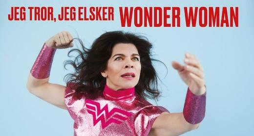 Jeg tror, jeg elsker Wonder Woman