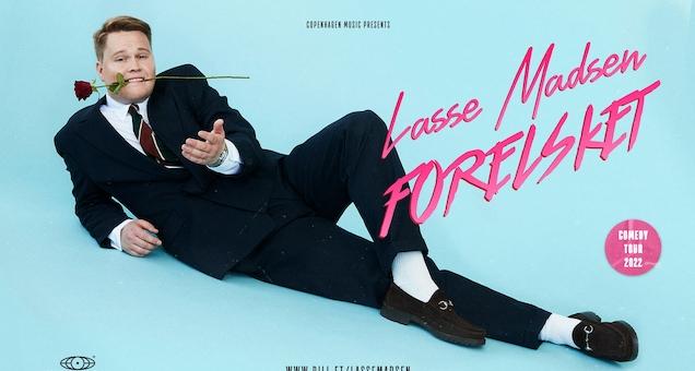 Lasse Madsen - Forelsket 2022