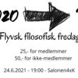 Flyvsk filosofisk fredag