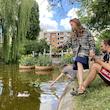 Familieworkshop: Design og byg en ø til søen