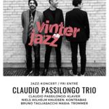 Vinterjazz 2020 // Claudio Passilongo Trio