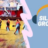 Silent Groove I det fri på Bellevue