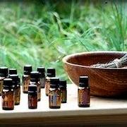 Healing, indre ro og glæde med æteriske olier