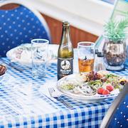 Søndags sejlads på Haderslev Fjord inkl. Søndagsplatte