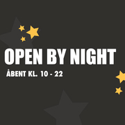 Open by Night