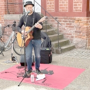 Livemusik i byen lørdag
