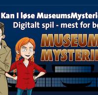 Løs MuseumsMysteriet på Vikingeskibsmuseet