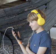 Hør vikingeskibene fortælle - dramatiske lydfortællinger på Vikingeskibsmuseet