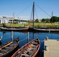 'Viking talks' - rundvisninger på Vikingeskibsmuseet
