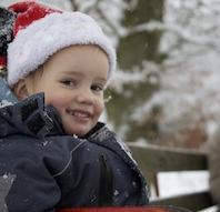 Jul på Ryegaard