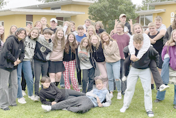 Efterskolernes Dag på Efterskolen Ådalen
