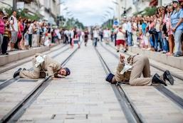 International Gadeteaterfestival - La Patrouille