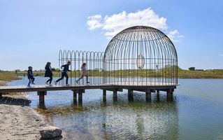 Kunstens Ø - Arkens udendørs skulpturpark