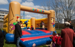 Sensommerfest i Taastrupgaard med tyrkisk tema og aktiviteter for børn