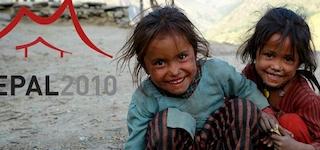 Nepal 2010- Gør gadebørn til glade børn