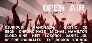 Open Air 2018