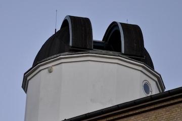 Se stjernehimlen fra Munkebjergskolens Observatorium
