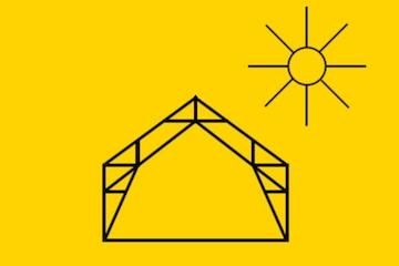 Stauns Sommersal - Hvor der er højt til loftet