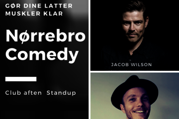 Stand Up Comedy: Jacob Wilson & Kaspar Herbst