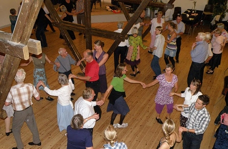 Dans gratis i september