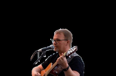 Troubadouren Kåre Børjesen
