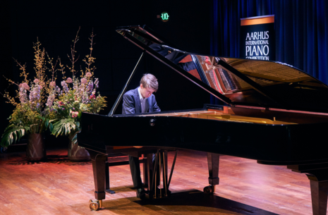 Aarhus International Piano Competition i Haderslev