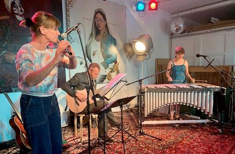 Jazzet søndag på Hempel Glasmuseum