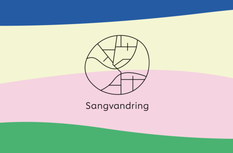 Sangvandring - Byens gadenavne