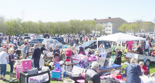 Aflyst Bagagerumsmarked Esbjerg