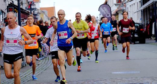 Bogenseløbet 2020 - 5 km, 10 km og 5 km walk