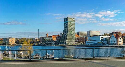 Byens Havn i Sønderborg