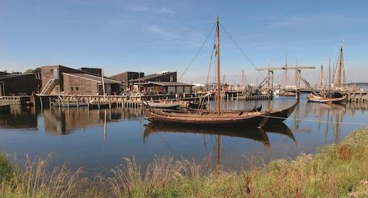Sommer på Vikingeskibsmuseet