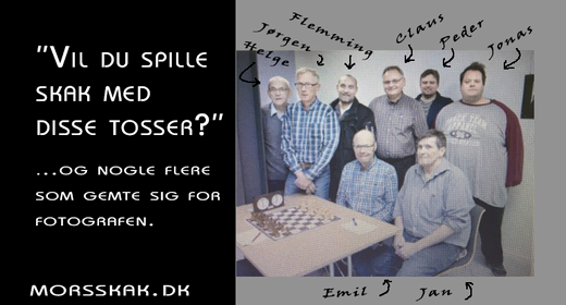 Skak - alle er velkomne - gratis medlemskab